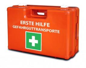 Verbandkoffer für Gefahrguttransporte I