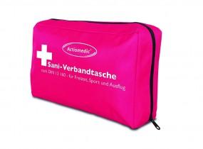 Sani-Verbandtasche, Füllung nach DIN 13 160