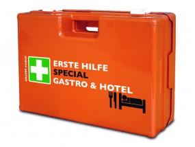 Verbandkoffer MULTI mit DIN-Füllung 13 157 SPECIAL Gastro & Hotel