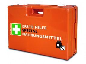 Verbandkoffer MULTI mit DIN-Füllung 13 157 SPECIAL Nahrungsmittel