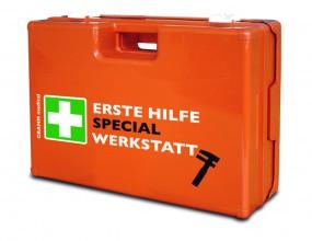 Verbandkoffer MULTI mit DIN-Füllung 13 157 SPECIAL Werkstatt
