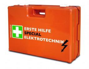 Verbandkoffer MULTI mit DIN-Füllung 13 157 SPECIAL Elektrotechnik