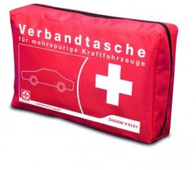 Auto-Verbandtasche inkl. ÖNORM V5101